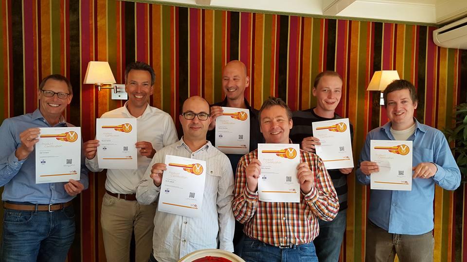 WSO2 certificeringen