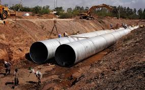 Figure 8: Infrastructure: Sewer system