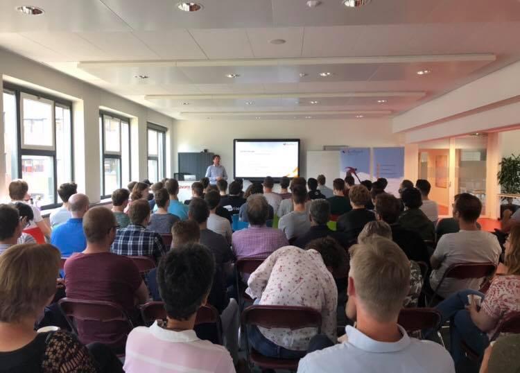 Blockchain Presentatie Avans Hogeschool Den Bosch